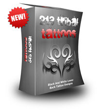 213 Tribal Tattoos (ebook)